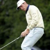 Dougherty shares lead with Ormsby