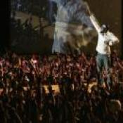 Wyclef plays Haiti benefit gig