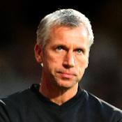 Pardew says sorry to fans
