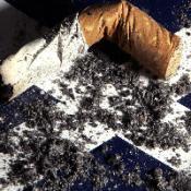 'Poisonous' cigarette advert halted