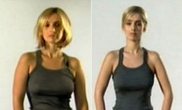 Louise Redknapp's The Truth About Size Zero becomes 'thinspiration'