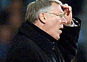 Fergie blasts Jose's Ronaldo jibe