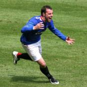Rangers claim Old Firm win
