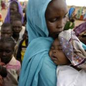 Darfur crisis unites UK charities