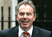 Blair to have 'frank' talks with Putin
