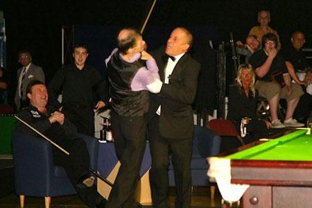 Alex Higgins punch