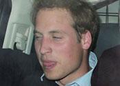 William goes solo at 'Stallion' night