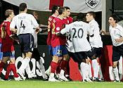 England Serbia