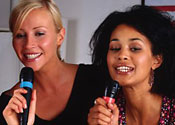 Karaoke: can make people angry