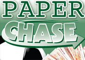 Paper Chase logo