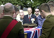 WWI Funeral