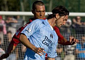 Eriksson eases Bianchi fears