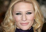 Blanchett to attend premiere