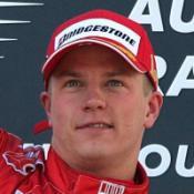 Raikkonen hails Ferrari and Massa