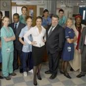 Familiar face at Holby
