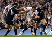 World Cup winner Jason Robinson insists England need more flair