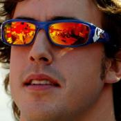 Alonso leaves McLaren