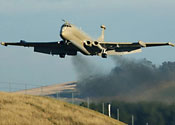 The RAF's Nimrod aircraft are to be withdrawn for safety modifications.