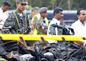 Sri Lanka's civil war ended in May