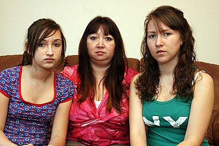 The Bray family