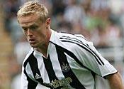 Fulham want Damien Duff