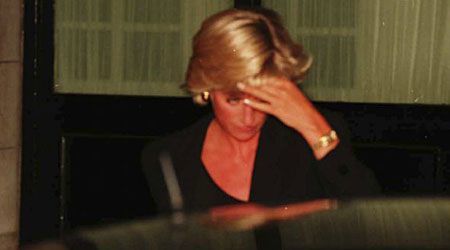 Diana last picture