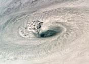 Hurricane aerial