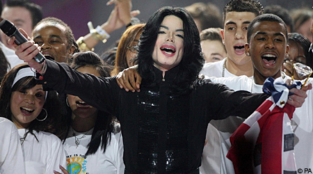 Michael Jackson is being sued by Thriller director John Landis