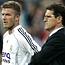 Capello explains Beckham recall