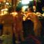 Shamed naked soldiers sent home
