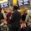 Passenger scuffles as Heathrow chaos boils over