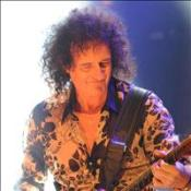 Queen rocker 'excited' about tour