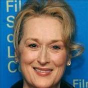 Stars pay tribute to Meryl