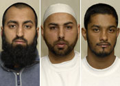 DNA of 7/7 accused 'found in bomb factory'