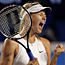 Sharapova scrapes through in French Open