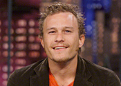 Actors donate paycheques to Heath Ledger's daughter