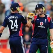 Freddie display vows Pietersen