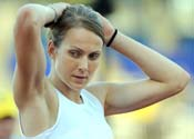 Sotherton hits out as Blonskia fails drug test