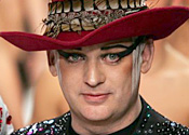 Boy George: George Michael is a mess
