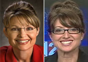 Palin lookalike feels public's anger