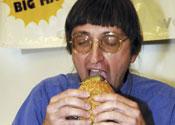 'I'm still loving it after 23,000 Big Macs' says McDaddy