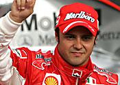 Massa still the choice for Kubica