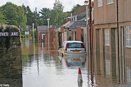 UK a regular victim of floods