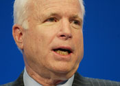 McCain deputy reveals daughter, 17, is pregnant