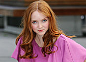 lily cole playboy