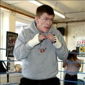 Hatton relishing link-up with coach