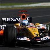 Alonso shows his class