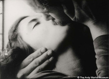 Andy Warhol/The Kiss