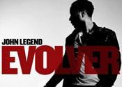 John Legend still evolving