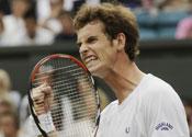 Murray breezes through